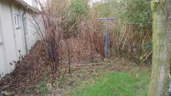 Tuin beheerderswoning