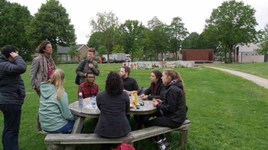 Lunch in Bovensmilde
