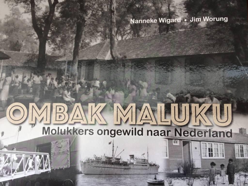 boekomslag Ombak Maluku
